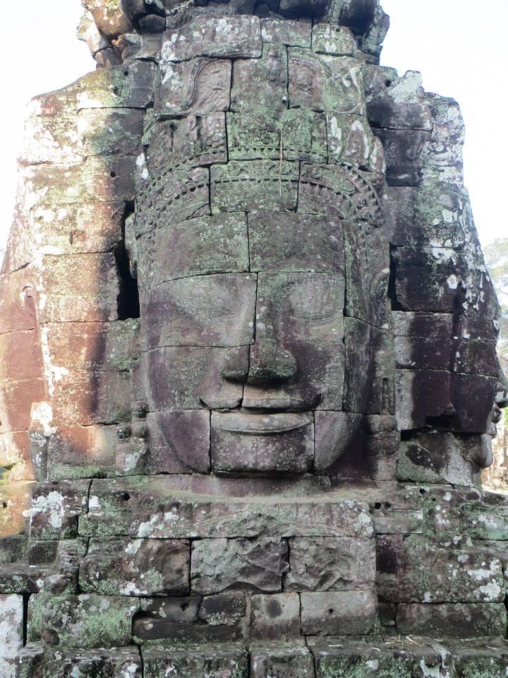 The Face of Angkor